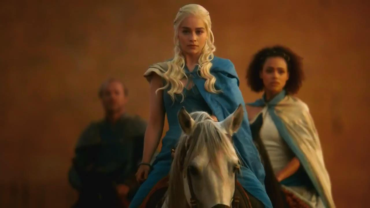 Game of Thrones Daenerys 3
