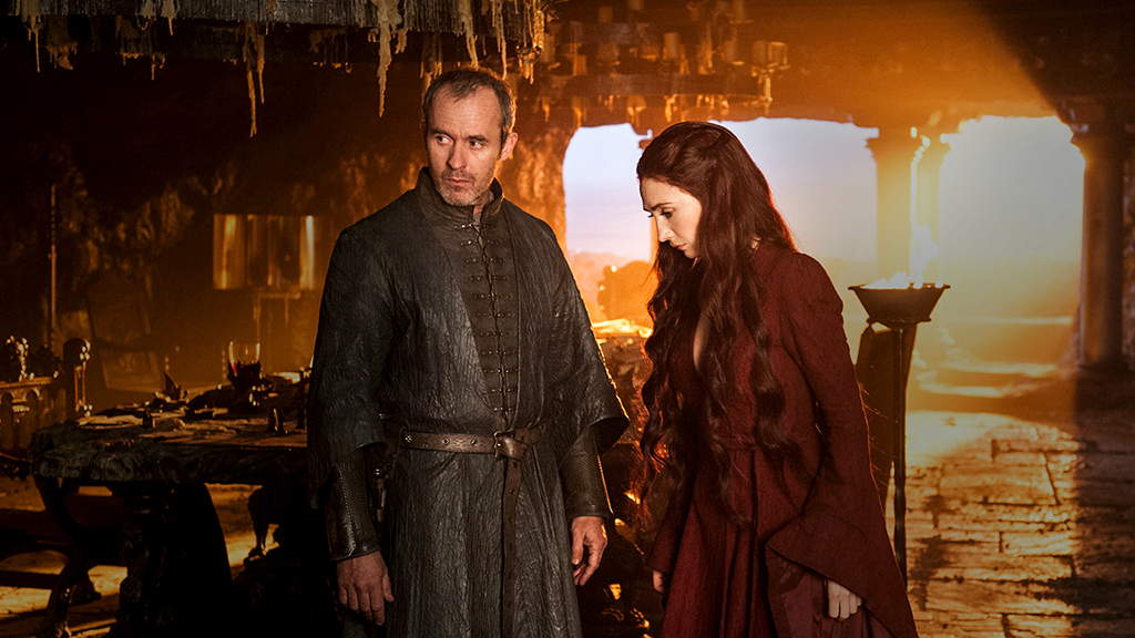 Game of Thrones Stannis Melissandre
