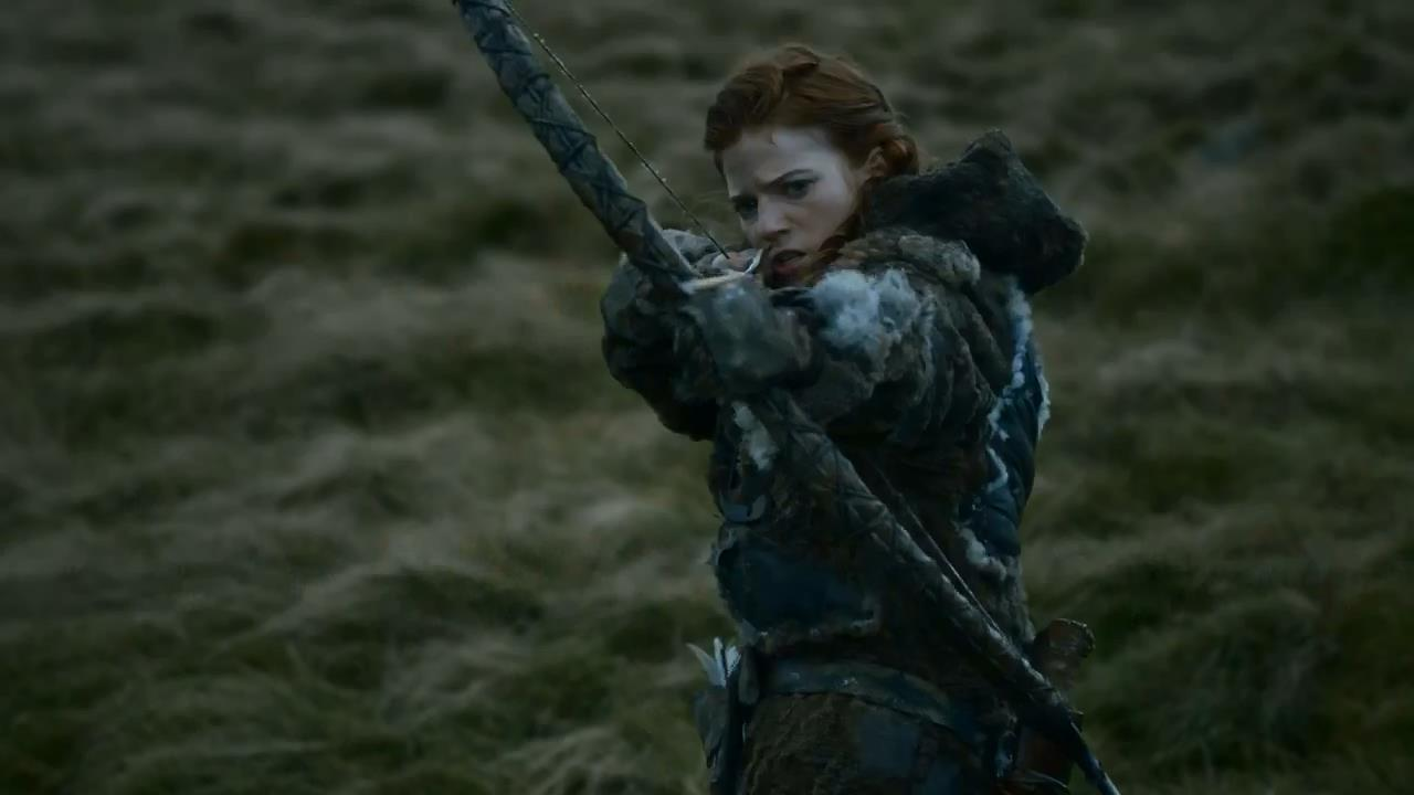 Game of Thrones Ygritte 2