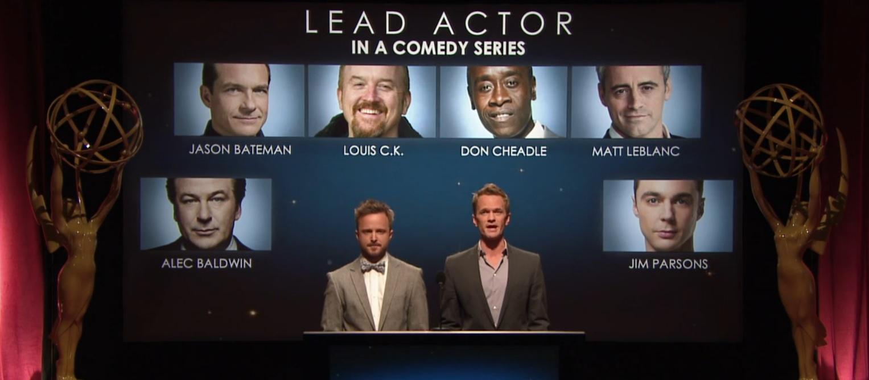 Lead Actor - Comedy