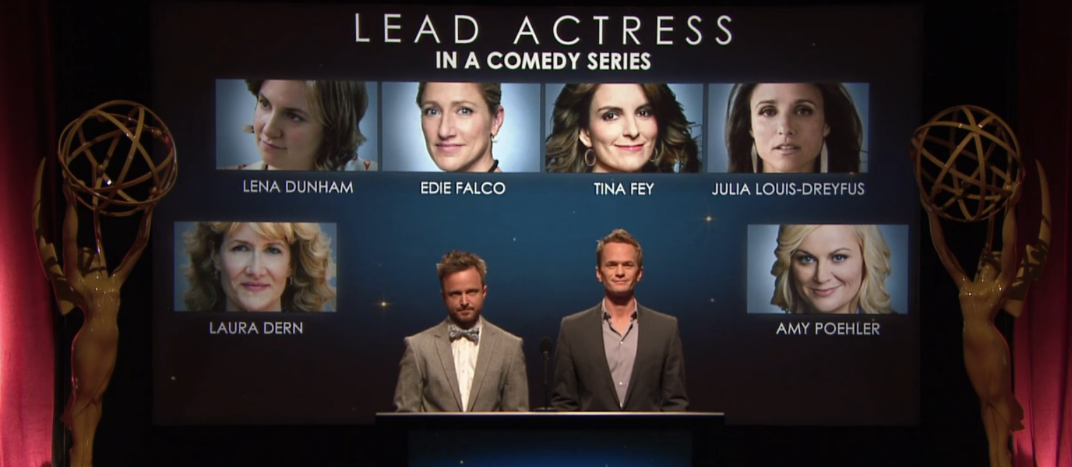 Lead Actress - Comedy