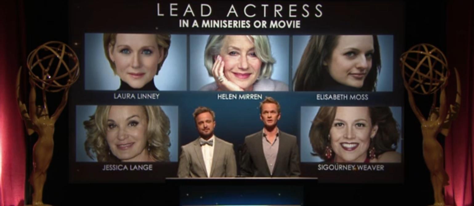Lead Actress - Mini
