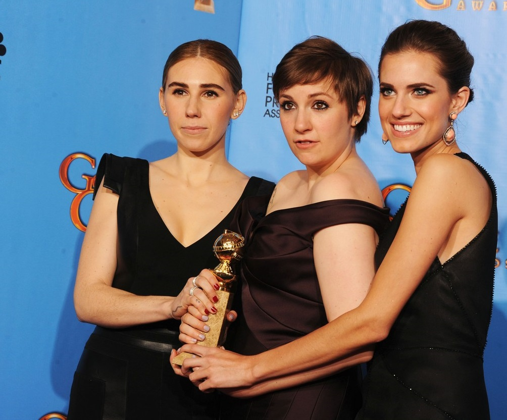Girls Golden globe