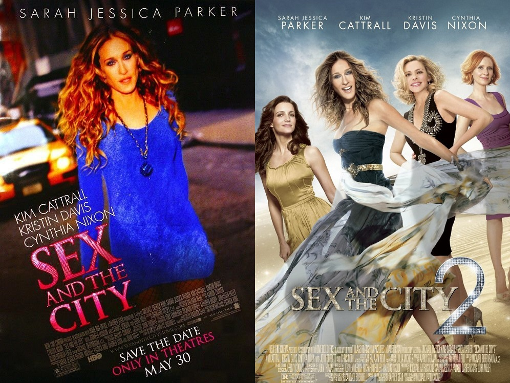 Sex & The City Movies