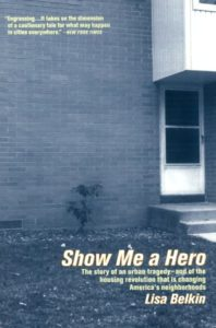 غلاف كتاب Show Me a Hero
