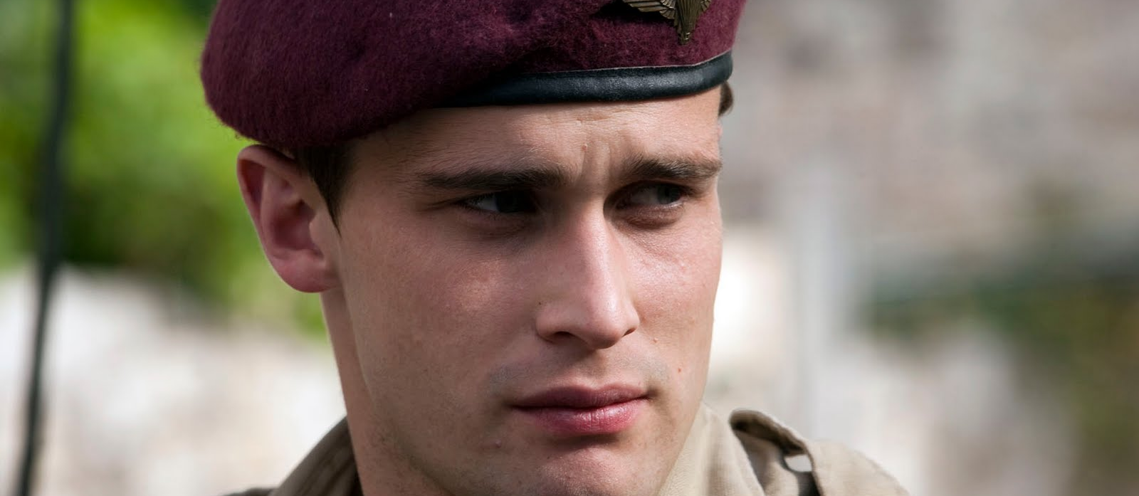 The Promise sergeant len matthews christian cooke