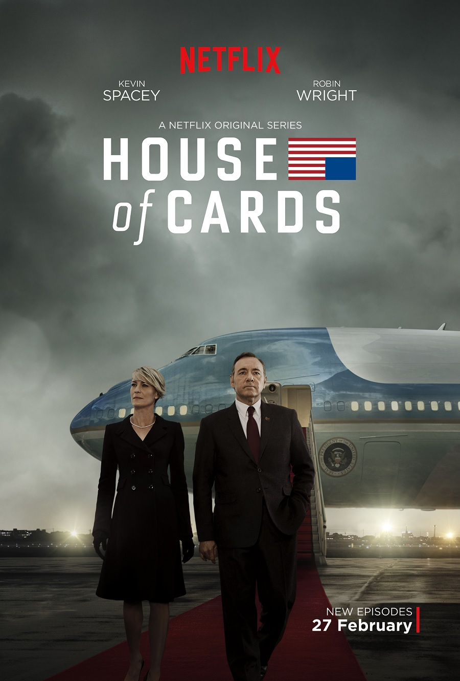 House of Cards Season 3 Poster