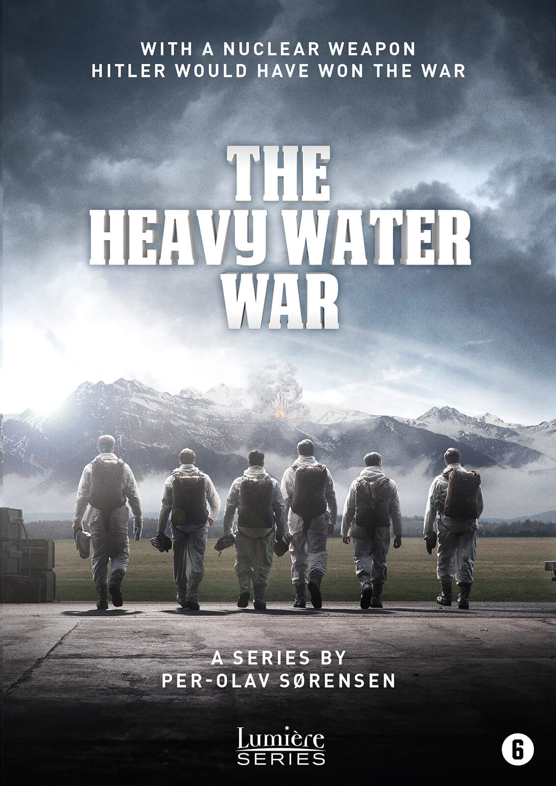 The Heavy Water War (7)