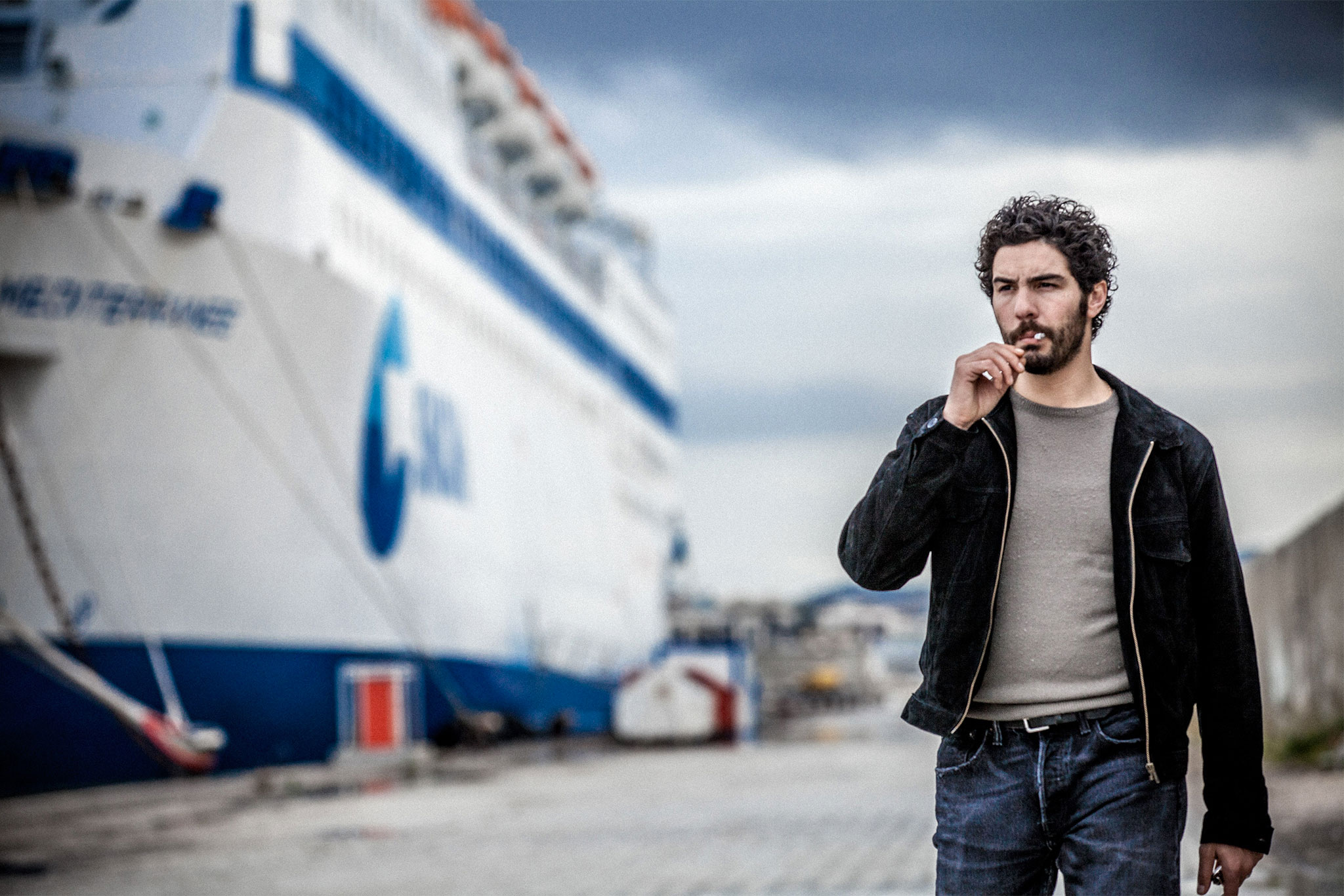 The Last Panthers Tahar Rahim