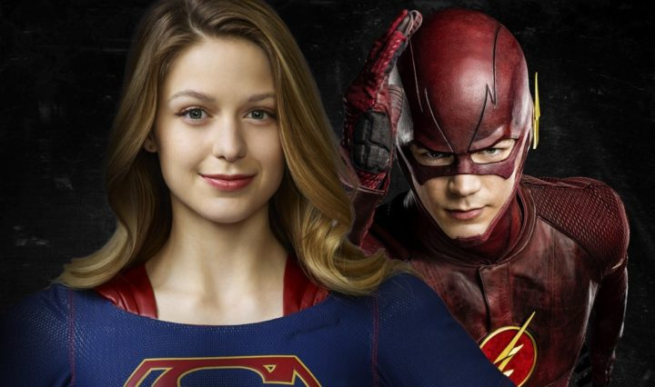 Supergirl crossover The Flash