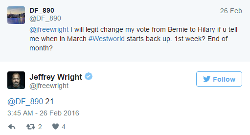 JWright Tweet