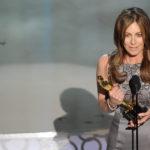 Winner for Best Director Kathryn Bigelow