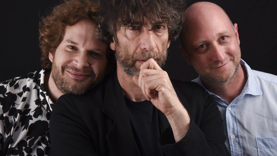 Bryan Fuller, Neil Gaiman, Michael Green
